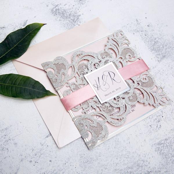 Traumhafte Einladungskarten Zur Hochzeit丨hochzeitsdekos Online