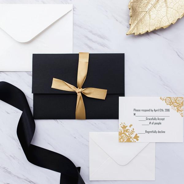 Luxuriose Einladungskarten Traumhafte Einladungskarten Zur