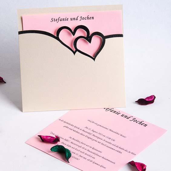 Thema Hochzeitskarte Traumhafte Einladungskarten Zur Hochzeit丨